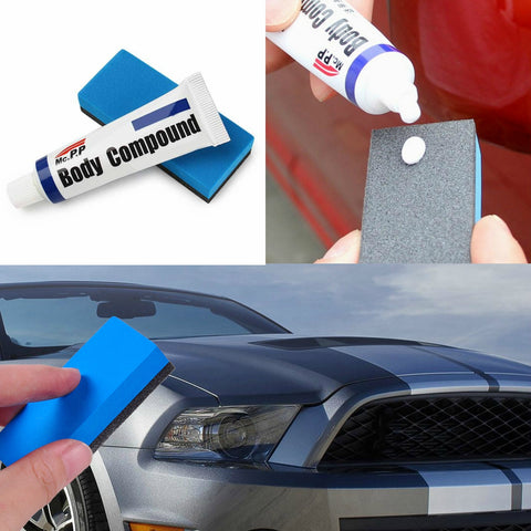 MC308 COMPOUND - MAGIC CAR SCRATCH ERASER (2-PACK)