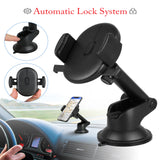 AUTOLOCK™ Universal Auto-Locking Phone Mount