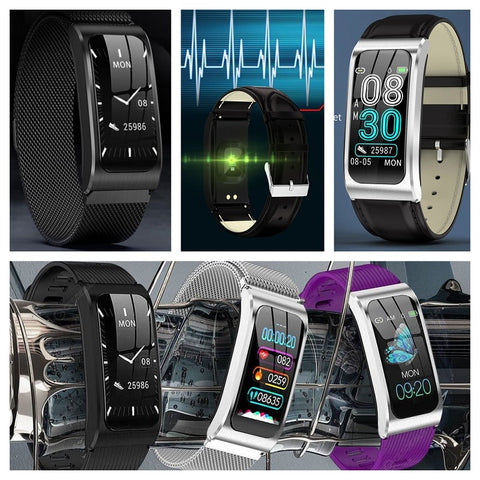 Pioneer™ Unisex Smart Watch For Android & iOS