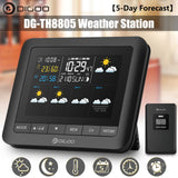 Digoo™- LCD Five-Day Forecast & Smart Clock