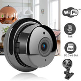 Mini WIFI Night Vision Security Camera - Indigo-Temple