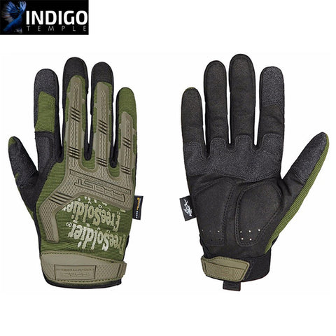 """FREE SOLDIER"" Tactical Gloves"