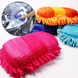 Super Mitt™ Car Wash Cleaning Glove (2 pcs)