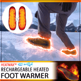HeatMax™ Heated Foot Warmer - Indigo-Temple