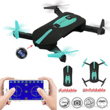 Foldable RC Pocket-size Selfie Drone (FREE SHIPPING) - Indigo-Temple