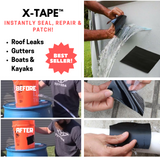 X-TAPE™ Waterproof Multi Functional DIY Rubberized Tape - Indigo-Temple