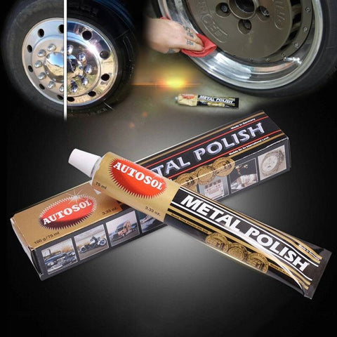 Autosol™ Metal Polish-and-Protect Cream