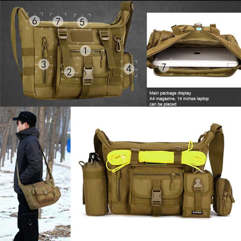 Operator™ Tactical Outdoor Crossbody
