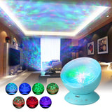 Mystical Aurora Projector With Built in Speaker