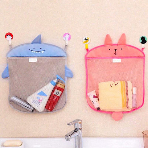 Cartoon Bath Storage Bag & Organizer