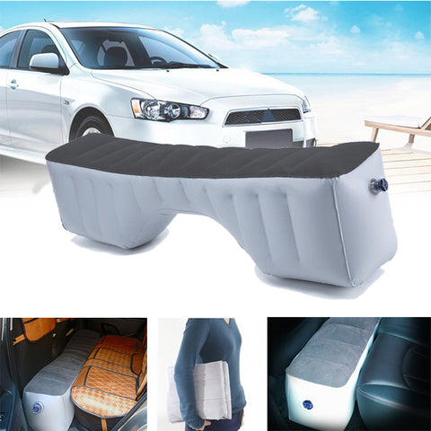 Inflatable Back Seat Extender - Indigo-Temple