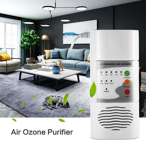 Air Ozone Germicidal Filter and Purifier