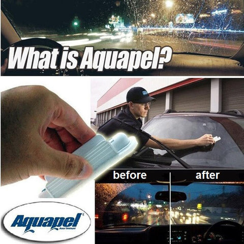 AQUAPEL Windshield Water Repellent