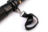 Telescoping Tactical Led Torch Baton - Indigo-Temple