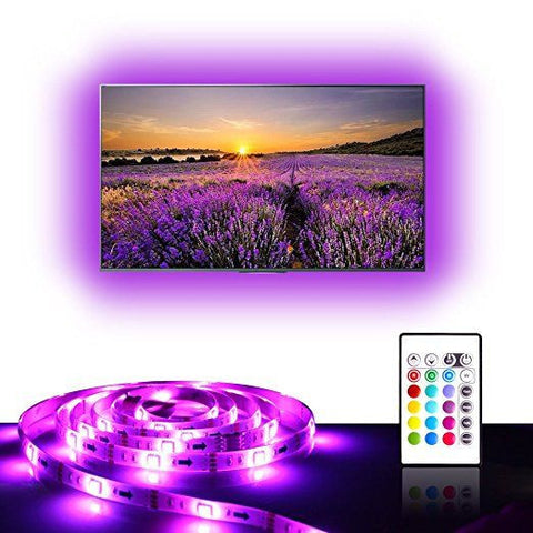 USB Powered TV BackLight LED Strip + Remote