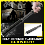 Telescoping Tactical Led Torch Baton