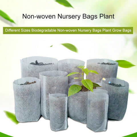 Biodegradable Plant Seedling Bags