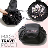 Magic Cosmetic Travel Pouch - Indigo-Temple