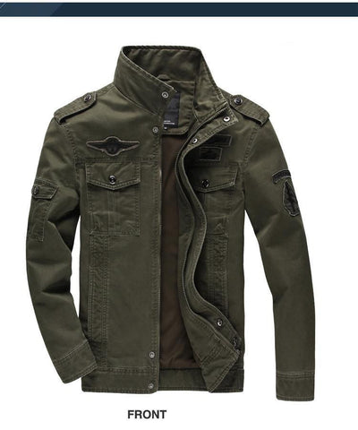 Air force Military Jacket (2 colors)