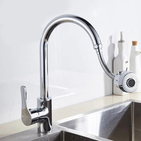 Smart Water-Saving Faucet 360 Degrees Rotatable Extension