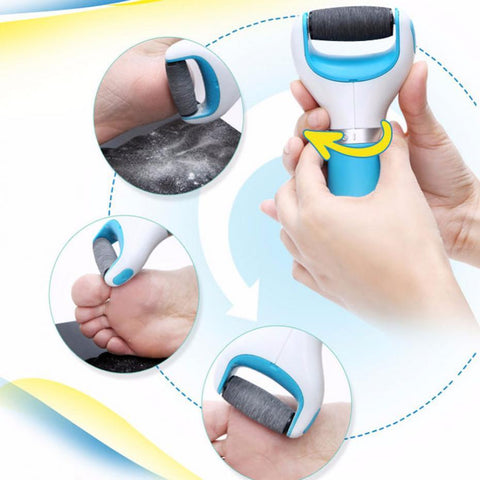 SilkCare - Diamond Embedded Electric Foot file
