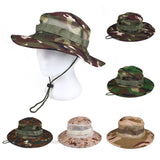 Camouflage Jungle Tactical Mesh Hats