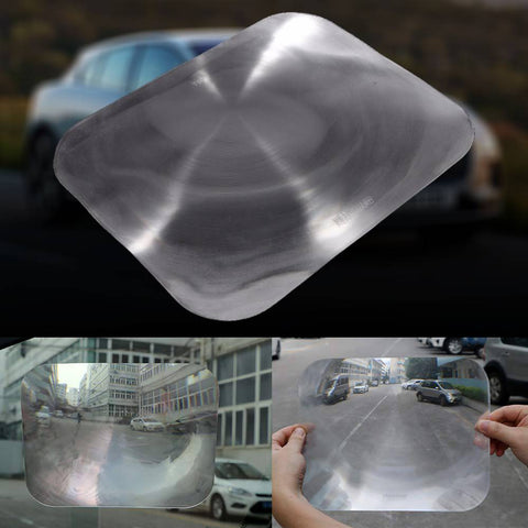 Wide-Angle Rear Window Fresnel Lens