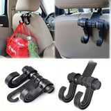 Hook-N-Hang - Car Concierge & Organizer (2pcs)