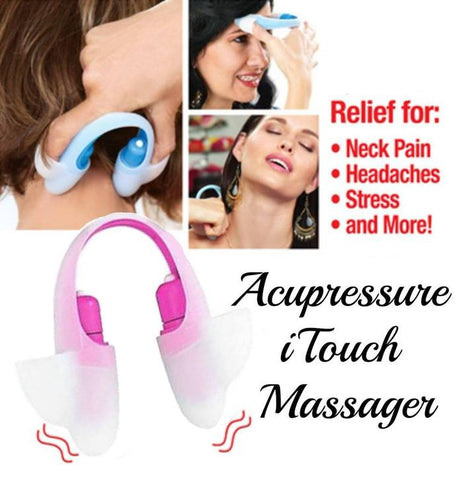 iTouch™ Total Vibrating Body Massager