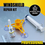 Super Windshield Repair Kit