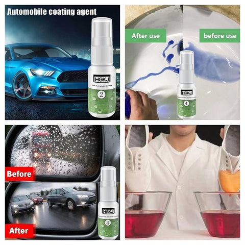 Multi functional Nano Coating Spray