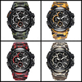 ZR - 670 SMAEL™ Lagoon Edition Waterproof & Shockproof Tactical Watches