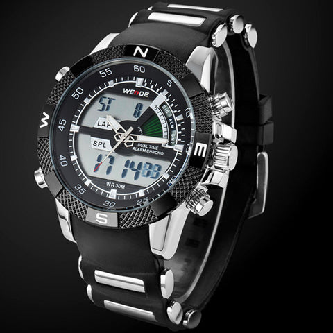 Military Waterproof Wristwatch (3 colors)