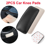 Universal Knee & Elbow Memory Foam Car Cushion (2 pcs) - Indigo-Temple
