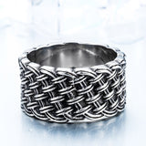 WeavX- Ring For Man Woman