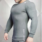 Tactical Elastic Double Zipper Pullover (3 colors)