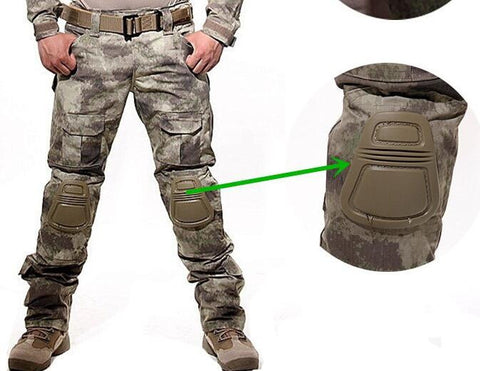 Military Pants With Knee Pads (9 colors)
