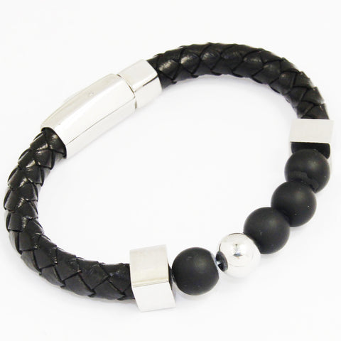 Beany -   Leather Bracelet