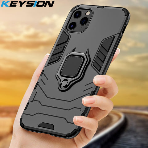 KEYSION™ Futuristic Heavy Duty Case For iPhone and Samsung Galaxy