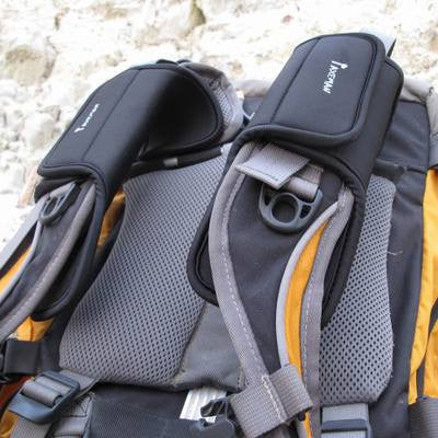 2pcs/ Tactical Backpack Shoulder Strap Air Cushion Pad