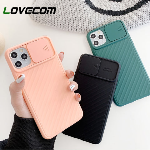 LOVECOM™ Heavy Duty  Soft TPU Case For iPhone