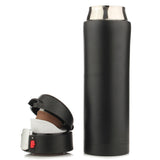 Thermos Bottle Stainless Steel Black 500ML