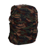 Camouflage Waterproof Dust Rain Cover for Backpack