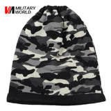 Tactical  3 in 1 Camo Hat /Face Mask/ Scarf