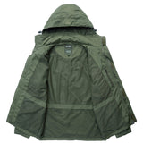 2 IN 1 waterproof Coat & Sleeveless Vest (2 colors)