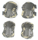 Military 4pc/set Tactical Knee & Elbow Protective Pad (5 color)