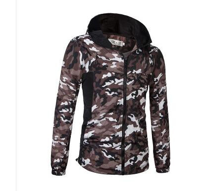 Slim Fit Military Tactical  Jacket (2 colors)