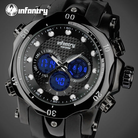 "INFANTRY™ III ""Combat King"" Tactical Watch"
