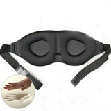 3D Memory Foam Sleeping Blindfold (2pcs)