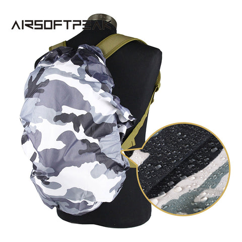 Military Waterproof Backpack Cover (2pcs)